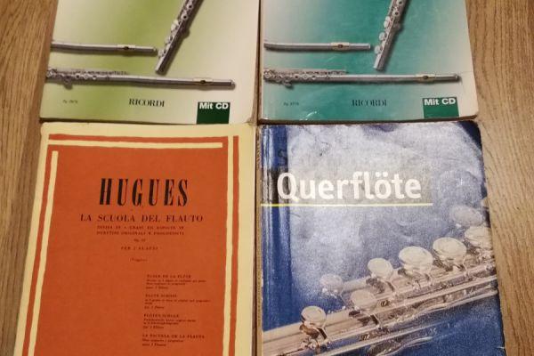 Querflötenbücher fr