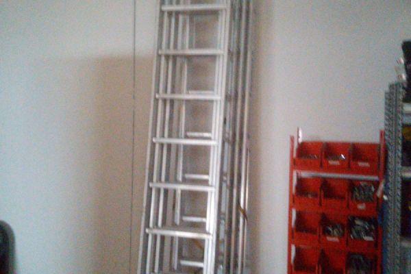 Aluminium Leitern wie neu