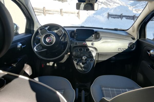 Fiat 500 Miror