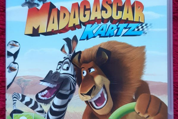 Ps3 Madagaskar Kartz