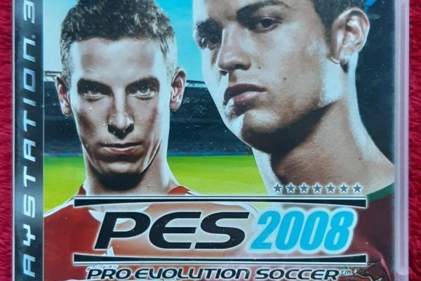Ps3 PES 2008