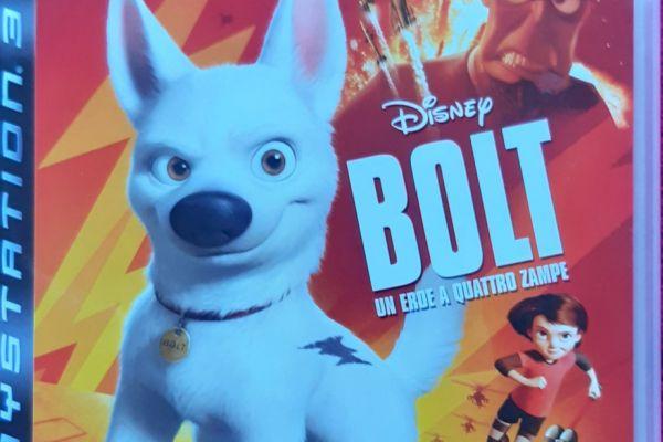 Ps3 Disney Bolt