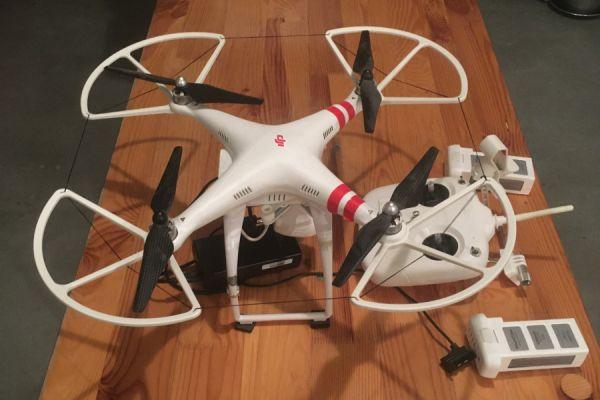 Drohne Phantom 2 Vision