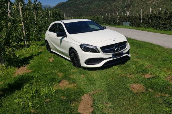 Mercedes A 200 D 4matic