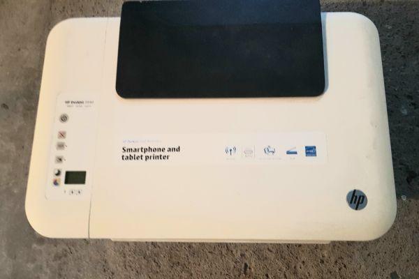 Smarter HP  Farbdrucker/+ Scanner