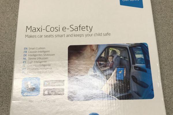 Maxi Cosi e-Safety für Kindersitz