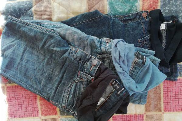 Jeans Schwangerschaft