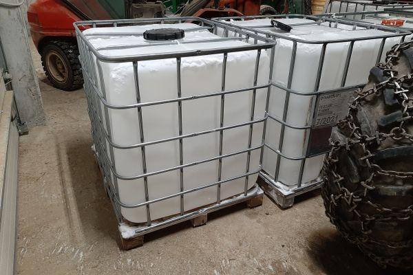 Wassertank gebraucht 1000l
