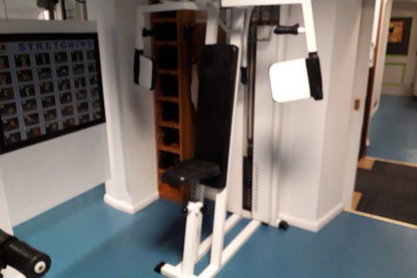 Fitnessgeräte zu verkaufen