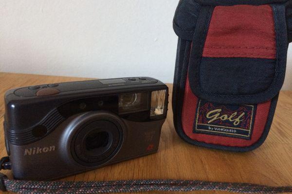 Nikon Nuvis 75i Film Camera