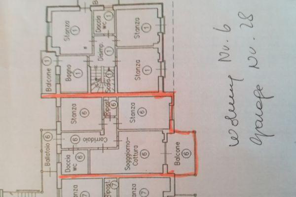 Neu renovierte Dreizimmerwohnung in Meran zu vermieten