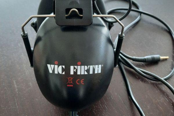 Stereo Isolation Kopfhörer Vic Firth