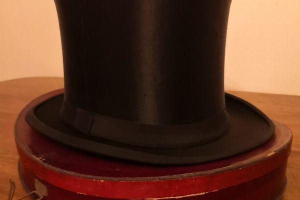 Zylinderhut klappbarer Zylinder Chapeau Claque