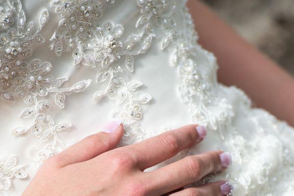 Brautkleid - Hochzeitskleid - Gr 34/36