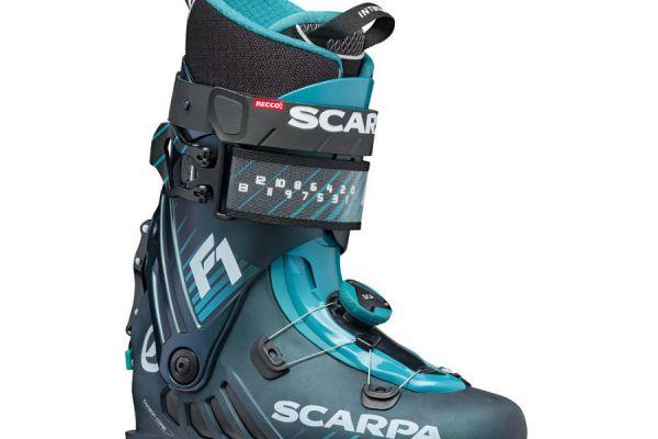 Skitourenschuhe Scarpa F1 von 2020/21