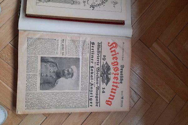 Deutsche Kriegszeitung 1914
