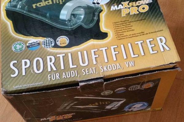 Sportluftfilter für VW Golf / Seat Ibiza
