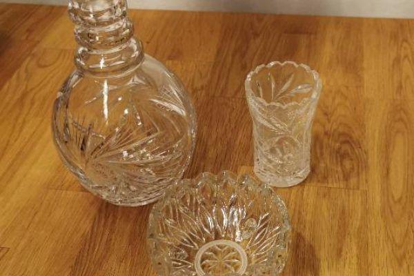 Kristall + Glas Variationen