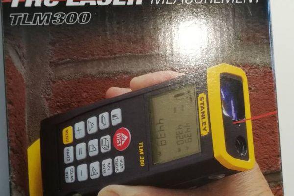 Laser Distanz-Messgerät Stanley