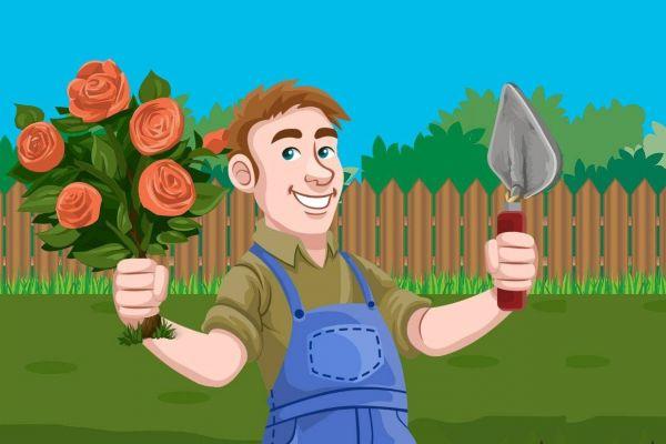 Hobby-Gärtner gesucht
