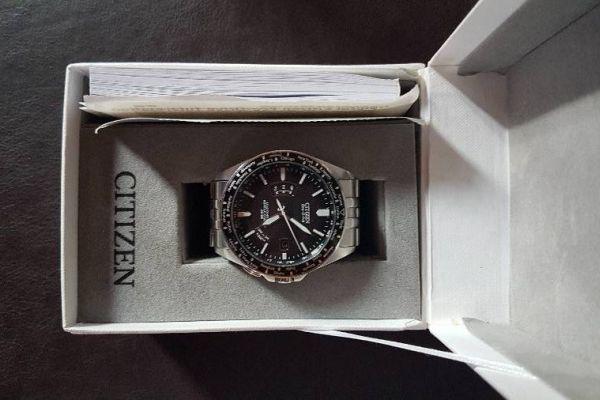 Citizen ECO-Drive Armband-Herrenuhr
