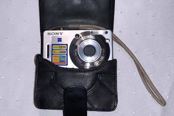 Sony Cyber Shot DSC W55
