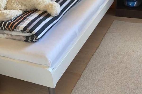 Kinderbett komplett zu verkaufen