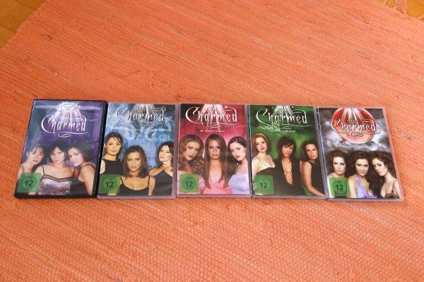 Charmed DVD's