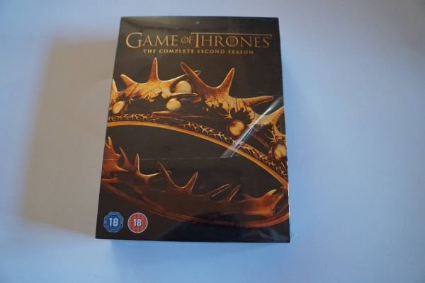 Game of Thrones DVD 2. Stafffel (Englisch)