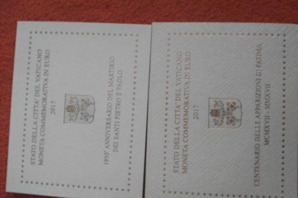 Vatikanmünzen