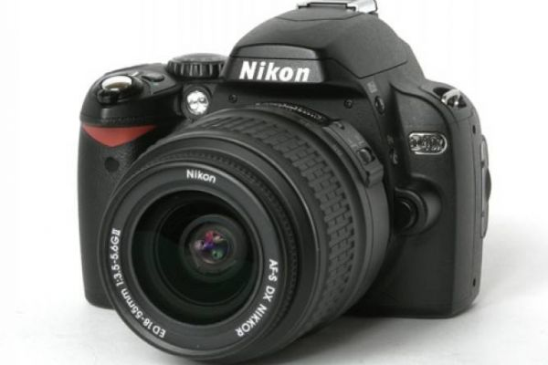 Nikon dx40