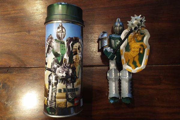 LEGO Knights Kingdom Sir Kentis - 8796 - VOLLSTÄNDIG