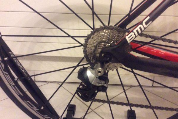 Rennrad BMC TMR01 Jahrgang 2015