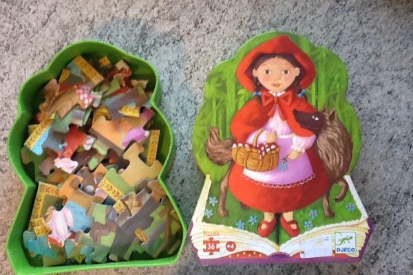 Puzzle von Djeco