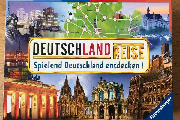 Zu verschenken Ravensburger Deutschland Reise