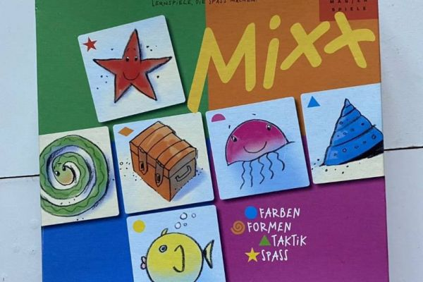 Mixx Spiel