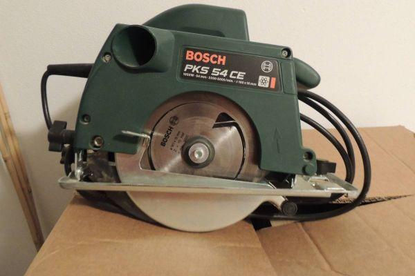 Bosch Handkreissäge PKS 54 CE