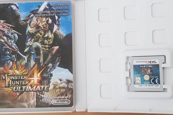 Monster Hunter Ultimate Nintendo 3DS