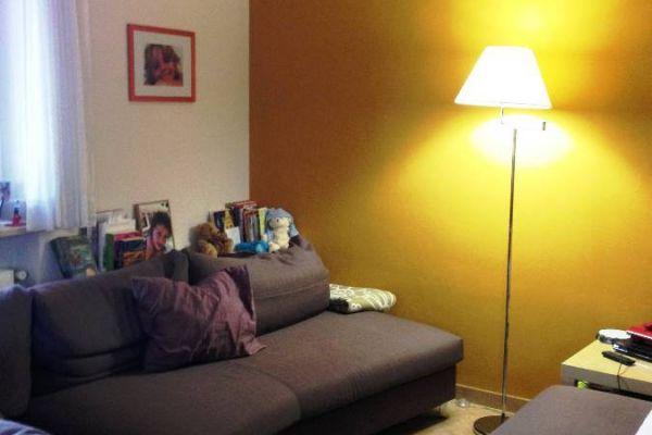Sofa und Puff