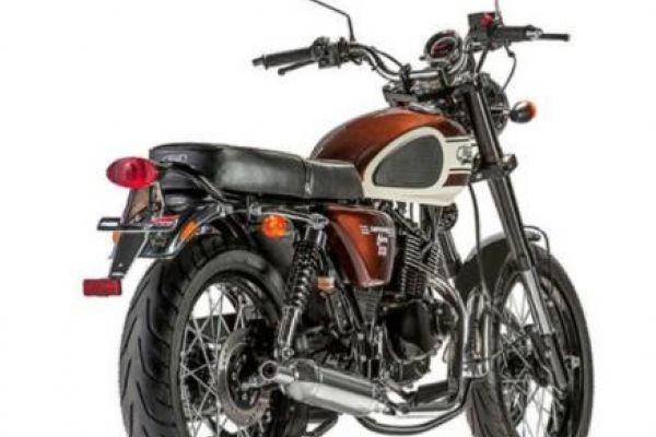 Suche 125er Motorrad für Frau