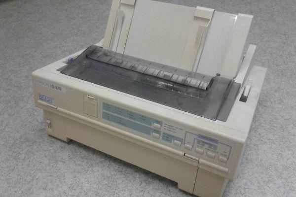 Nadeldrucker  EPSON  LQ -870 zu verkaufen