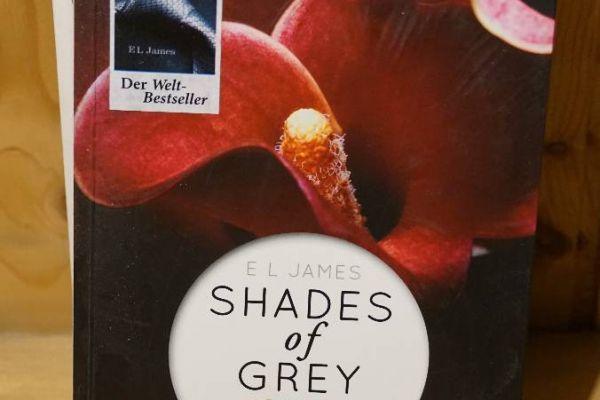 Buch: 50 Shades of Grey Band1