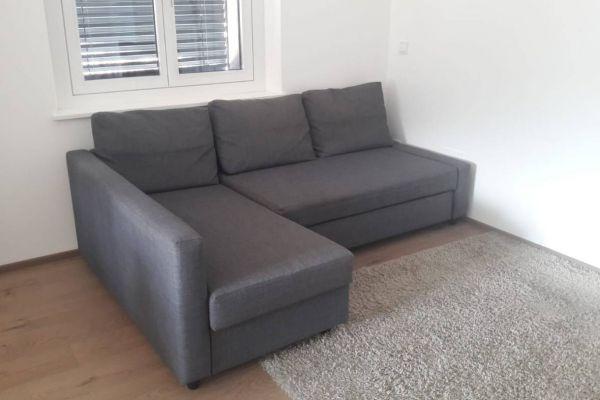 Sofa m. Ausziehfunktion