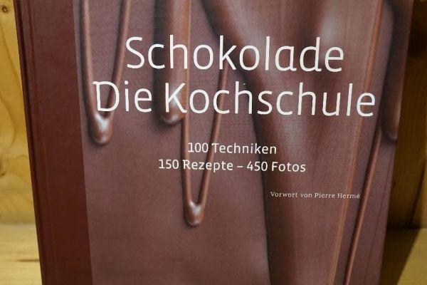 Buch: Schokolade - Die Kochschule