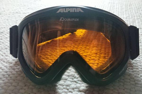 Verkaufe Ski-/Snowboardbrille / Vendo maschera da sci/snowboard