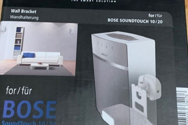 Wandhalterung Bose Soundtouch