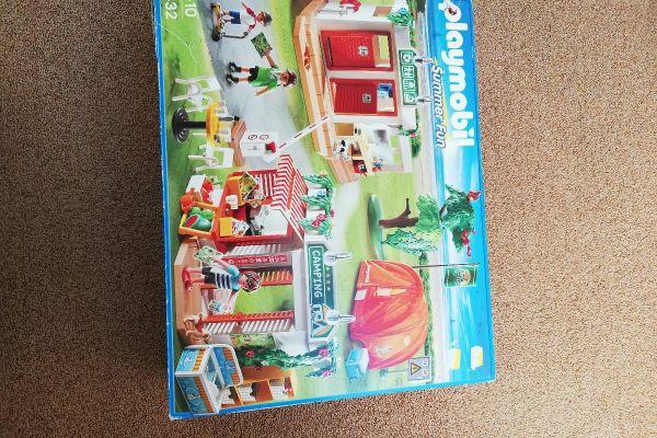 Playmobil Camping Nr 5432