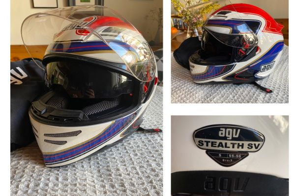 AGV Motorradhelm