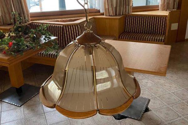 Lampe aus Glas 4 Stück