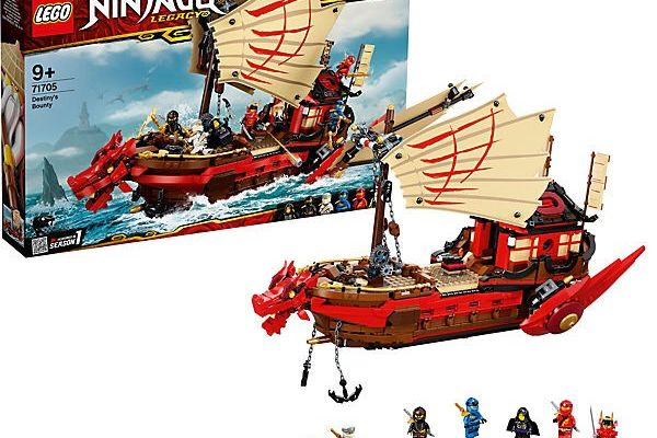 "Lego ""Ninjago"" 71705 NEU und. OVP"